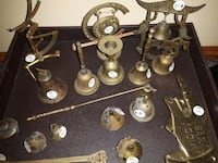 brass items negotiable  Belleville, K8N 4Y9