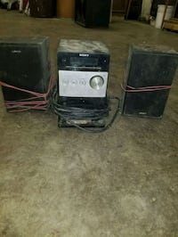 Tiny sony radio, cd player with aux hook up Smithsburg, 21783