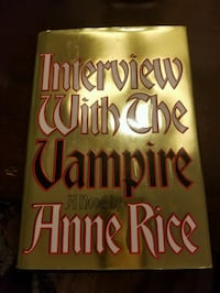 Signed Anne rice interview with the vampire  Queens, 11372