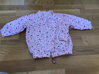 rosa Hello Kitty zip-up jacka Eskilstuna, 632 25