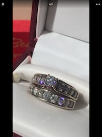 Diamond Ring set HIGH END Perryville, 72126