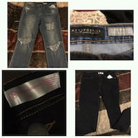 Size 13 and 12 jeans Colorado Springs, 80910