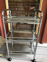 Stainless steel trolley Feasterville Trevose, 19053