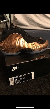 Penny Copper nike foamposite DEAD STOCK with box Fairfax, 22032
