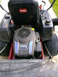 black and red Troy-Bilt push mower Youngstown, 44507