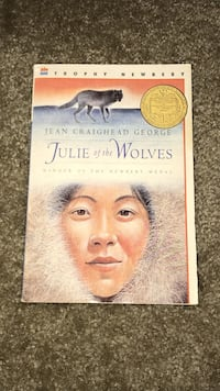 Julie of the Wolves Chapter Book