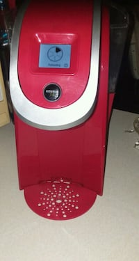 red and gray Keurig coffeemaker 2.0 Springfield, 65804