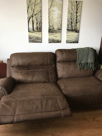 Ashely Austere Sofa $550 less one year old Silver Spring, 20910