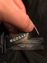 winter jacket for man brand new size M