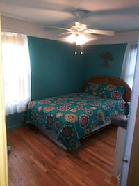 No smoking,ROOM For Rent 1BR Detroit