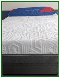 12 Inch Gel Mattress Save Up To 80% Off $40 down take home today Moneta