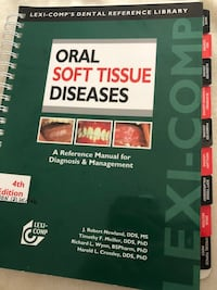 Oral soft tissue disease ( diagnosis and management Woodbridge, 22193