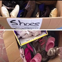 Shoe lot Huntersville, 28078