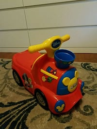 Ride On Mickey Toy Perry