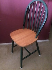 SPINDLE WOOD CHAIR  Converse, 78109