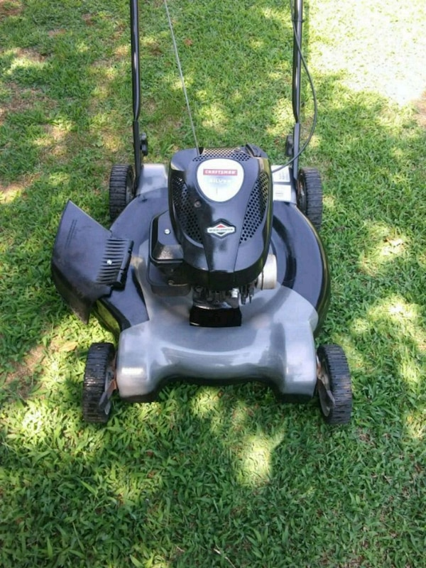 Bestseller: Craftsman Lawn Mower Briggs Stratton Engine