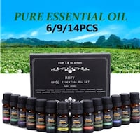 Essential Oil for body message Brand new Toronto, M9P 3R2