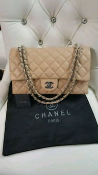 Chanel  leather hand bag. Mississauga, L5T 2L8