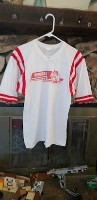 My vintage prize possession Nebraska football jersey from the 70s Council Bluffs, 51503