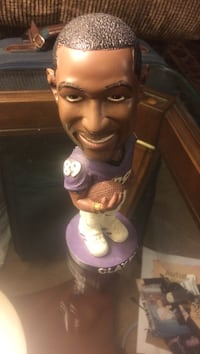Ravens bobble head