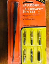 Calligraphy Set Barrie