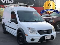 Ford Transit Connect 2012 Manassas