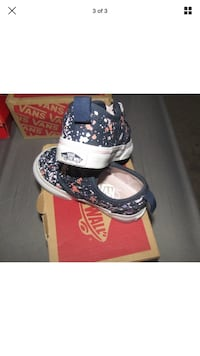 Pre-owned Toddler Vans size 5 Capitol Heights, 20743