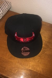 Bulls snap back new era