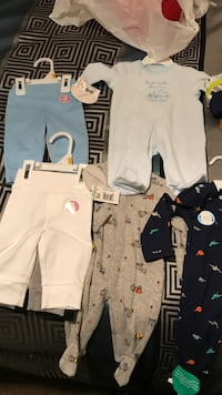 Newborn boy clothes  Athens, 30607
