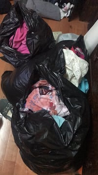 Bag of clothes  Calgary, T2J 6L3