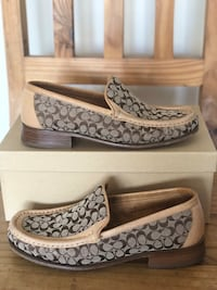 Leather Loafers size 7.5 M Cliffside Park, 07010