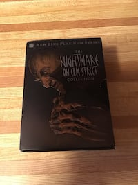 DVD Box Set The Nightmare on Elm Street Collection Toronto, M1V 1Z6