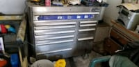gray and blue metal tool chest Las Vegas, 89145