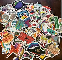 ????????????STICKER LOT???????????? Please read AD Edmonton, T5E