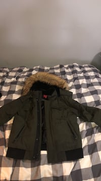 Large guess winter jacket