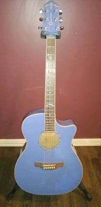 Crafter acoustic-electric guitar
