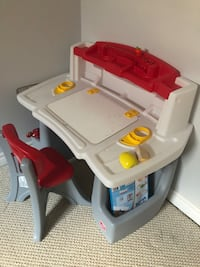 Toddler table and chair