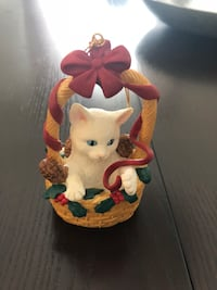 Lenox Christmas Cat Ornament Leesburg, 20175
