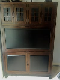 PRICE DRASTICALLY REDUCED-ARHAUS Computer Desk / Hutch / Portable Office
