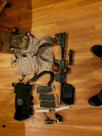 Paintball marker, mask, and kit - New Slate Hill, 10973
