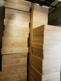 Maple dovetail drawers for wood workers Fort Washington