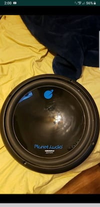 12 inch subwoofer [have 2 same as this one in its box] Lancaster, 93534