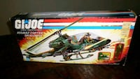Vintage 80's G.I. Joe Collectables New Brunswick