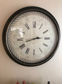 Wall clock Mississauga, L5W 1J1