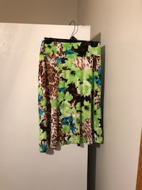 Summer skirt size large Laval, H7M 5C1