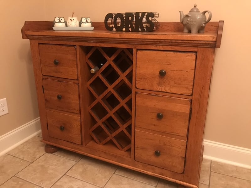 Used Broyhill Attic Heirloom Collection