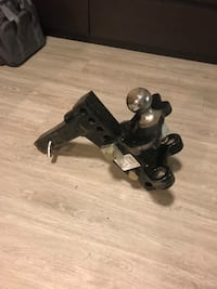 Heavy duty trailer hitch Kelowna, V1Y