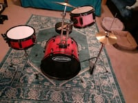 Kids beginners  pulse drum set I would say age from 4-8