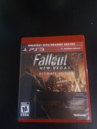 PS3 GAME FALL OUT NEW VEGAS ULTIMATE EDITION Toronto, M6M 2M7