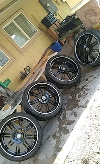 22 inch rims 450$ or best offer  Las Vegas, 89142